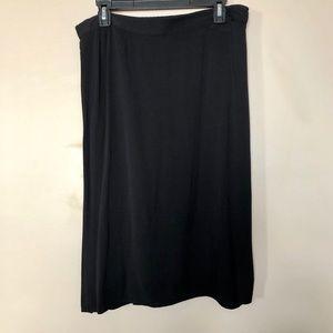 14th & Union Side Slit Midi Skirt